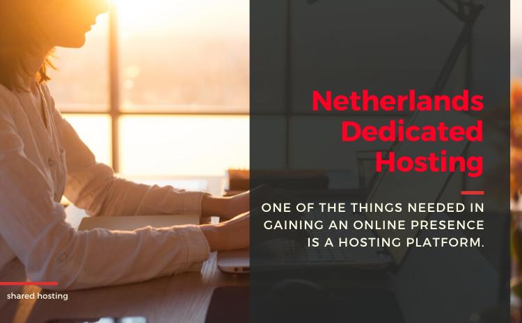 netherlands hosting